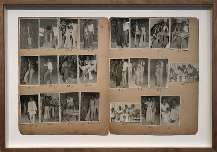 Malick Sidibé, 'Cours Pigier 17.03.73', 1973