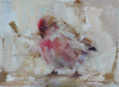Carolyn Anderson, 'Winter Finch', 2015-2016