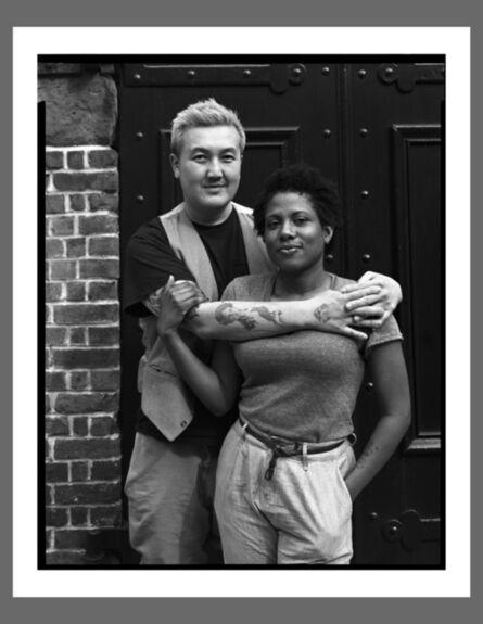 Robert Kalman, 'Sondra & Tom, New York City'