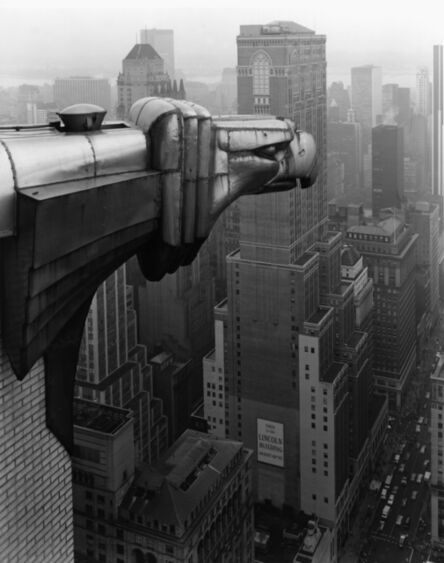George Tice, 'From the Chrysler Building, New York', 1979-printed 3/29/95
