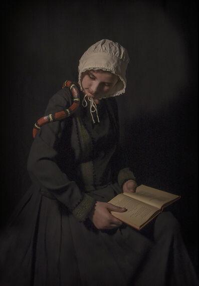 Tami Bahat, 'The Reader', 2015