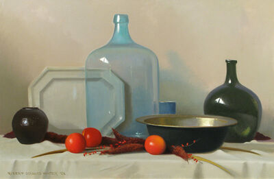 Robert Douglas Hunter, 'Arrangement with Three Pink Ladies', 2006