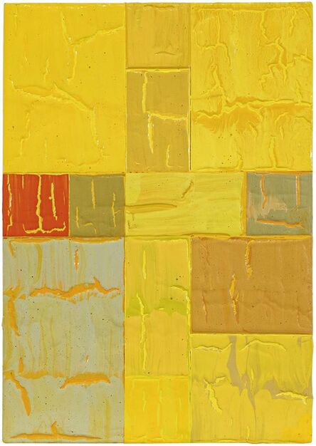 William T. Williams, 'Bird's Road', 2017