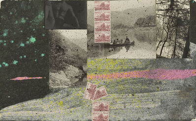 Don Joint, '[Small Collage]', N/A
