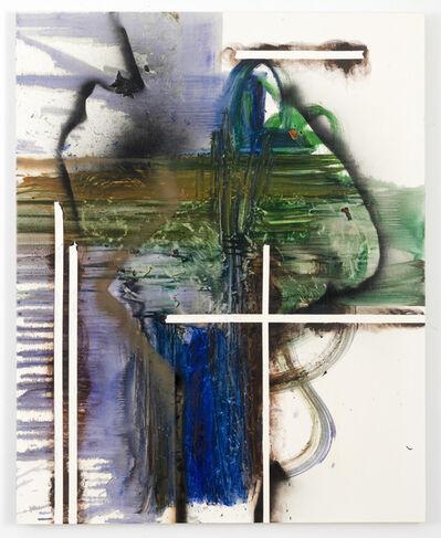 Elizabeth Neel, 'Hinged Ancestor', 2014