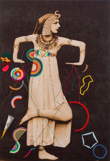 Farhad Ahrarnia, 'The Delirium of Becoming, a Moment Caught Between Myth and History, No. 2', 2015