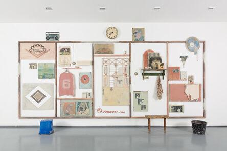 Arturo Kameya, 'Pan y circo, pero circo sin pan', 2020