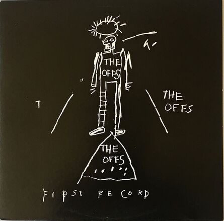 Jean-Michel Basquiat, 'The Offs', ca. 1984
