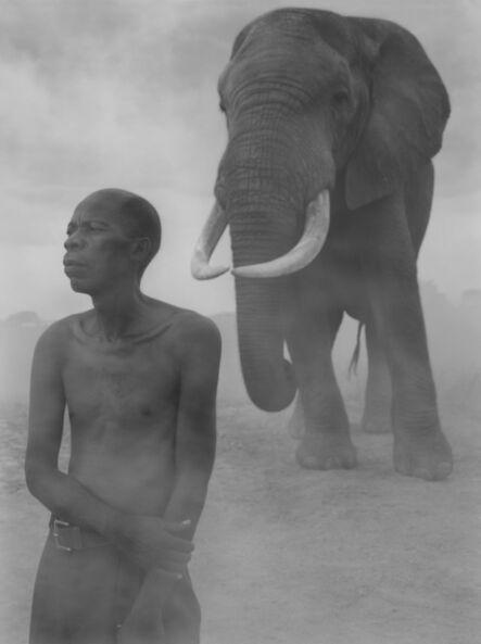 Nick Brandt, 'Matthew and Mak, Zimbabwe', 2020