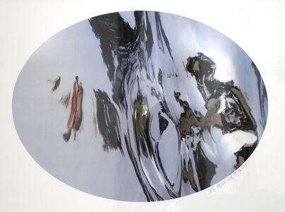 Zhan Wang 展望, 'Flowers in the Mirror, Beijing Series #10', 2004