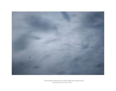 Javier Vallhonrat, 'Serie EOLIONIMIA  Snowstorm #2', 2014
