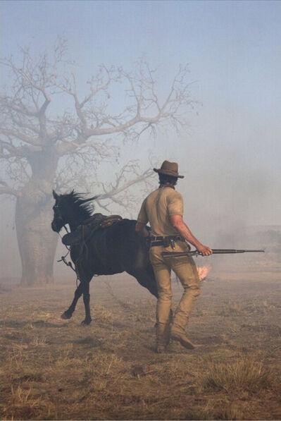 "Douglas Kirkland, 'Hugh Jackman on set of  ""Australia"" ', 2008"