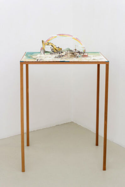 Eugenio Tibaldi, 'Licola pop Up 03', 2013