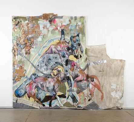 Lavar Munroe, 'Boy Predator Boy prey', 2012