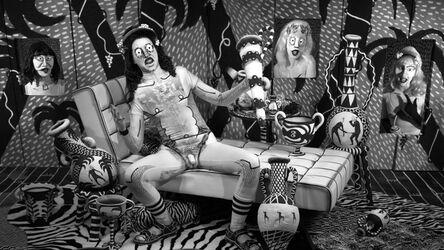 Mary Reid Kelley, 'The Thong of Dionysus', 2015