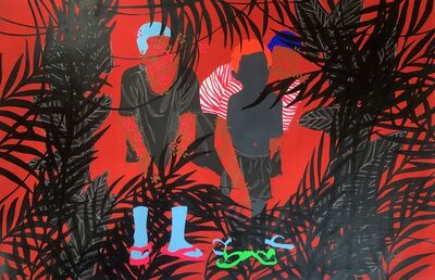 Moustapha Baïdi Oumarou, 'L'Eden rouge', 2020