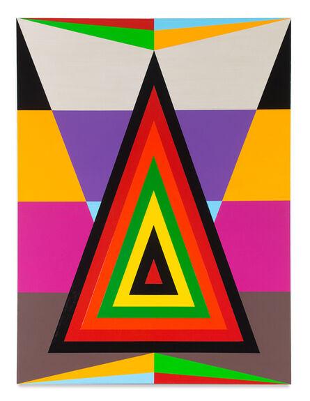 Rico Gatson, 'Untitled (The Mothership)', 2021