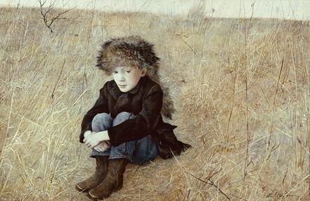 Andrew Wyeth, 'Faraway', 1952