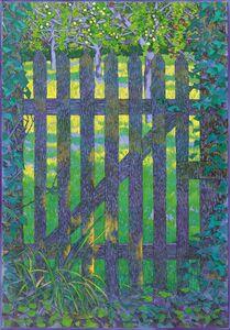 Samuel Buri, 'Gartentor', 2014
