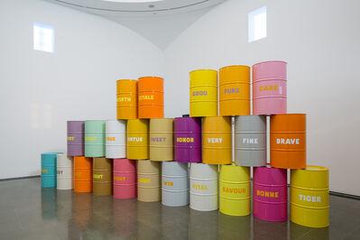 Jimmie Durham, 'Sweet, Light, Crude', 2008