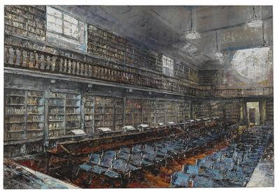 Massimo Giannoni, 'Biblioteca Magliabecchiana', 2014