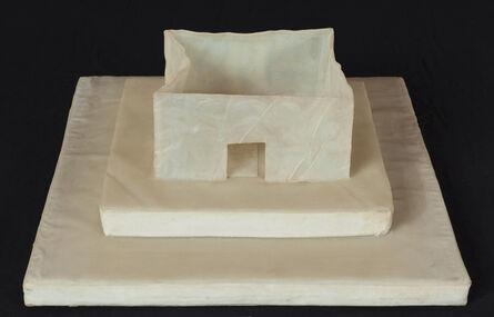 Heidi Bucher, 'Casein Glue House', ca. 1976
