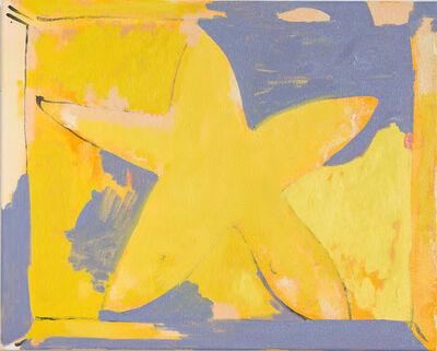 Kristopher Benedict, 'Yellow Star', 2016