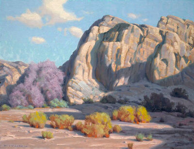 Jim Lamb, 'April Morning - Box Canyon', 2013