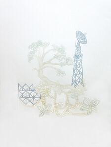 Susan Graham, 'Toile Print 2', 2014