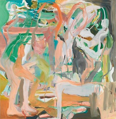Cecily Brown, 'Luck Just Kissed You Hello', 2013