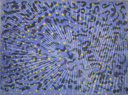 Oli Sihvonen, 'Untitled, Yellow Dots (281)', ca. 1980