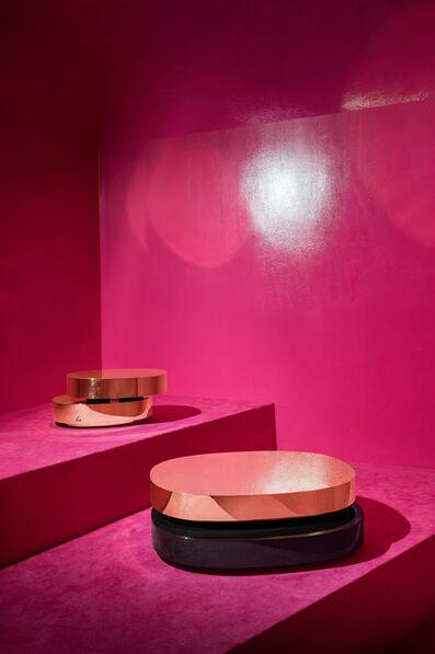 Gabriella Crespi, 'Tavolino Scultura low table by Gabriella Crespi', Italy-2019 (Des. 1976)