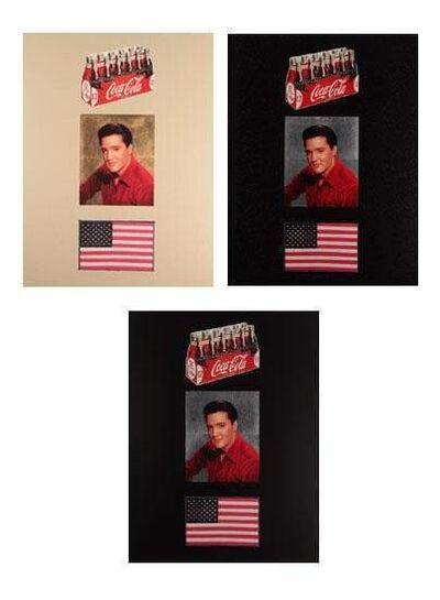 Peter Blake, 'American Trilogy 2012 Set of 3 prints', ca. 2020