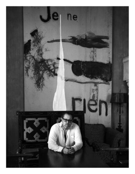 Mart Engelen, 'Julian Schnabel, Palazzo Chupi, New York', 2014