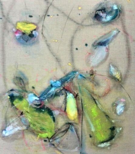 Cristóbal Ortega, 'Sudoración de los peces verdes', 2014
