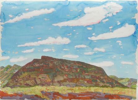 Victor Majzner, 'From Road to Paraburdoo', 1990