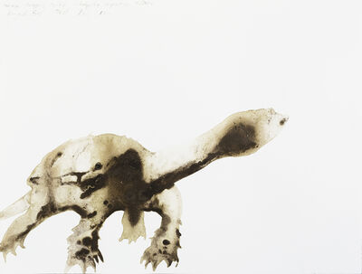Alexis Rockman, 'Common Snapping Turtle (Chelydra serpentine)', 2014