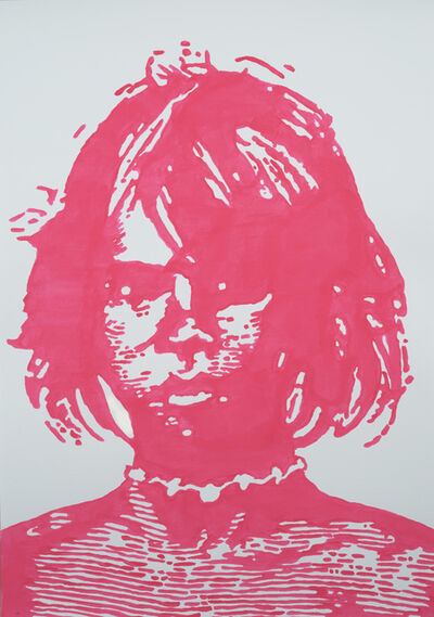 Nana Ohnesorge, 'Aboriginal Girl', 2014