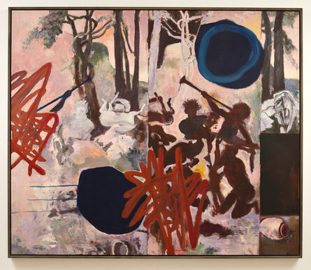 Uwe Wittwer, 'Bachanal after Poussin', 2015