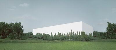 Seokmin Ko, 'White Square', 2013