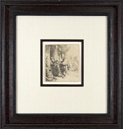 Rembrandt van Rijn, 'The Rat-Poison Peddler [The Rat Catcher]', 1632