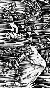 Julio Cesar Candelario, 'Native Urban RIders', 2018