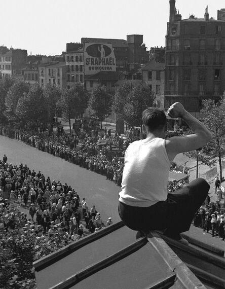 Fred Stein, 'Popular Front (Paris)', 1936