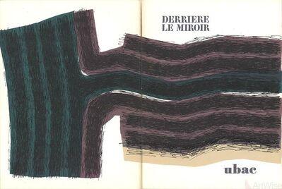 Raoul Ubac, 'DLM No. 196 Cover', 1972
