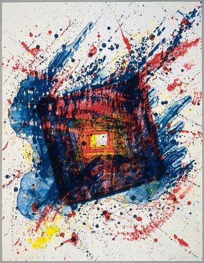Sam Francis, 'Falling Star', 1981