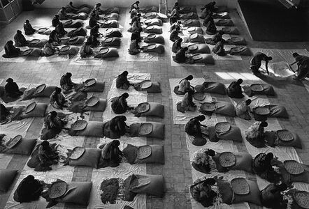 Sebastião Salgado, 'Coffee Curing Works, Karnataka State, India', 2003