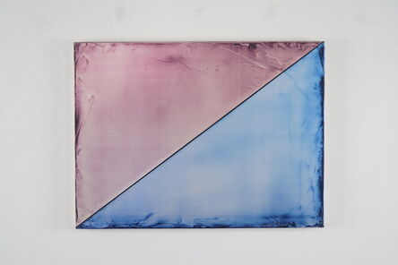 Jimi Gleason, 'Pink and Blue', 2019