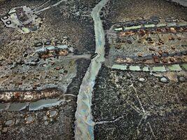 Edward Burtynsky, 'Oil Bunkering #1, Niger Delta, Nigeria', 2016