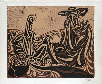 Pablo Picasso, 'Les vendangeurs. The Grape Harvesters.', 1959