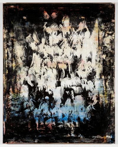 Fernando Prats, 'Painting of birds (FP026)', 2015